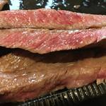 竹田屋 - 美味い!さすが但馬牛!