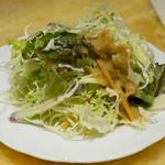 ナタラジ - サラダ