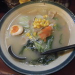 北海ラーメン - チャンポン 830円