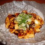づけ丼屋 桜勘 - カンパチのマーボー豆腐