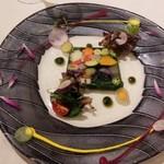 59512730 - 農園野菜のテリーヌ