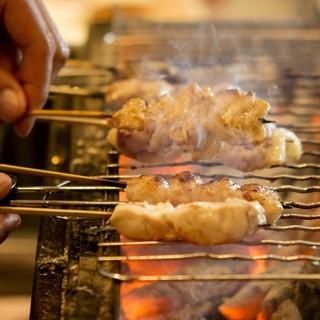 【三河赤鶏】丸鶏仕入れにとことんこだわっております。