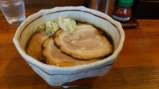 誠や - チャーシュー麺(中)