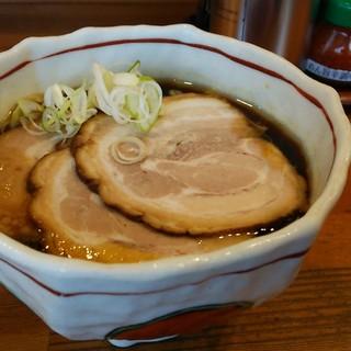 誠や - 料理写真:チャーシュー麺(中)