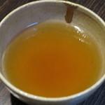 明日香 - オカラを炒ったお茶
