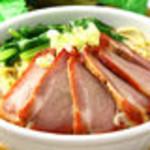 唐瓊家 - ■チャーシュー麺