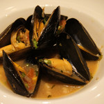 TORO - ムール貝のテキーラソース