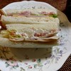 LE BIHAN - 料理写真:ル ビアンのポテサラサンドイッチ