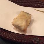 料理旅館・天ぷら吉川 - 太刀魚