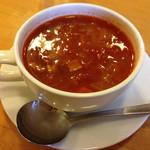 59531496 - ミネストローネ スープ(#^.^#)