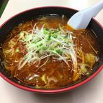 ニュー福屋 - 担々麺