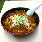ニュー福屋 - 担々麺(630円)