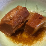 康家 - 豚角煮