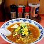 孫悟空 - 料理写真:悟空麺 ちょっと辛口