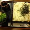 ひこよし - 料理写真:ざるうどん 大盛