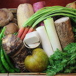 天宗 - 旬の京野菜をお楽しみいただけます