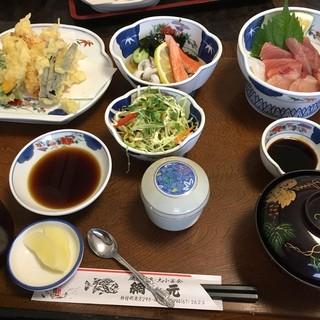 活魚料理の店 網元 - 料理写真:網元定食