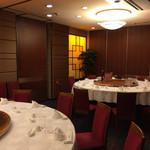 赤坂 維新號 銀座新館 - 個室です。
