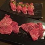 59537453 - 焼肉 炙屋武蔵 (アブリヤムサシ)食べ放題お肉2016.11