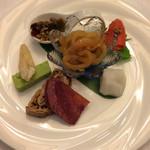 赤坂 維新號 銀座新館 - 前菜