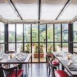 Francais La Porte - 大きな窓に囲まれた特別空間テラス席(8名様)
