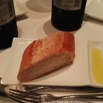 大宮モノリス - フランスパン       その他数種類のパンが出ました