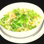 湯米苔目麺(汁もちもち麺)