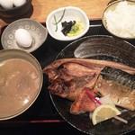59539953 - 161026焼魚定食850円