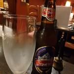 59540237 - ネパールのビール、ネパールアイス