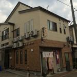 59541566 - 大黒亭 本店(新潟県三条市本町)外観