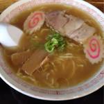 河津屋食堂 - ラーメン¥400