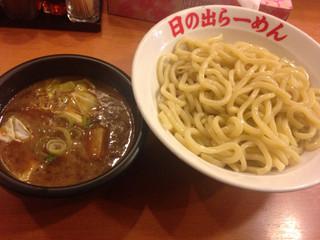 日の出らーめん 大船店 - 剛つけ麺 Dec/2016