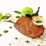 Cinq Sens - 料理写真:和牛炭焼き