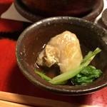 美山荘 - 土瓶蒸しのぐじ