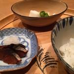 美山荘 - 朝食