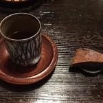 美山荘 - 黒棒