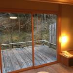 美山荘 - お月見台