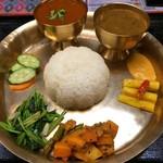 ムーナルアジアンダイニング&バー - ネパールセット Nepali Set