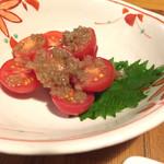 魚旬 - アンチョビトマト