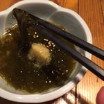 魚旬 - もずく酢