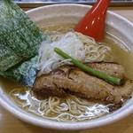 らーめん 桑嶋 - 魚鶏潮らーめんの大盛
