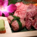 Nikuteifutago - 「にく匣」いぶき (特上肉 180g)