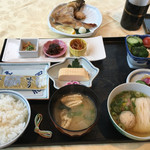花遊膳 - 料理写真:和朝食