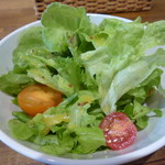 ランテルナロッサ - グリーンサラダ