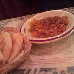 Ankara - キャベツのトマトソース煮①