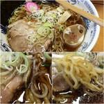 59550567 - 醤油ラーメン600円(税抜)