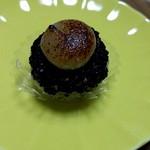 森のおはぎ - 16.11焼味噌雑穀餅