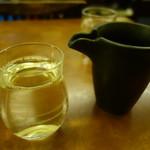 にわ - 2016.12 セット(1600円)の冷酒