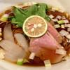 Murasakikuroki - 料理写真:鴨そば