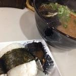 万よし食堂 - そば定食(650円)を頂きました。
